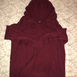 Red American Eagle Pullover hoodie